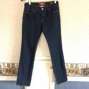 Lucky Brand Sweet 'n Straight Ankle Jeans Sz 4/27